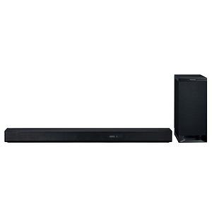 パナソニック ホームシアター (サウンドバー) [3.1ch /Bluetooth対応] SC-HTB900-K ブラック