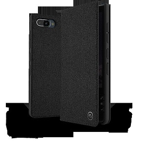 トーン Leather Flip case for BlackBerry KEY2 LE FCE100-3AALUS1