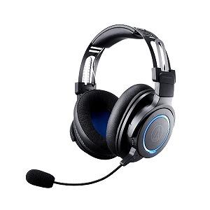 オーディオテクニカ ゲーミングヘッドセット ATH-G1WL ブラック