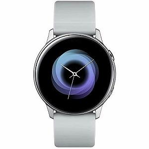 サムスン ウェアラブル端末 Galaxy Watch Active シルバー SM-R500NZSAXJP