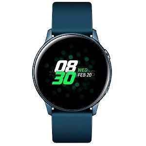 サムスン ウェアラブル端末 Galaxy Watch Active グリーン SM-R500NZGAXJP