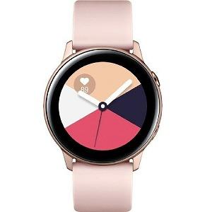 サムスン ウェアラブル端末 Galaxy Watch Active ローズゴールド SM-R500NZDAXJP