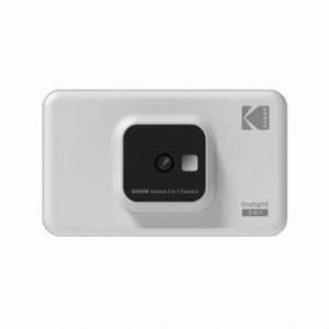 コダック インスタントカメラプリンター C210WH ホワイト