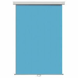 ハクバ 証明写真用バックスクリーンFP フェルトタイプ 壁掛式 120×180 HBS-KFP1218BL ブルー
