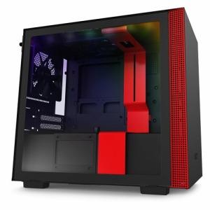 タイムリー 高いコストパフォーマンスとスマートな外観のインテリジェントPCケース 「Mini-ITX」 タイムリー CA-H210I-BR ブラック/レッド, e-プライス:5b2ff313 --- officewill.xsrv.jp