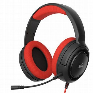 PC/PS4/Nitendo Switch/Xbox One対応 ゲーミングヘッドセット HS35 Stereo Red () CA-9011198-AP