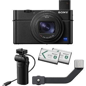 ソニー SONY コンパクトデジタルカメラ Cyber-shot(サイバーショット) シューティンググリップキット DSC-RX100M7G