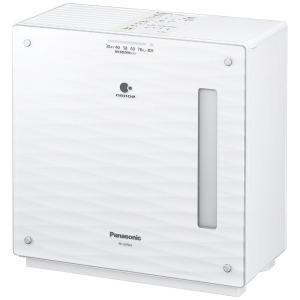 パナソニック Panasonic ナノイー付き加湿器[気化式・木造和室12畳まで/プレハブ洋室19畳まで] FE-KXS07-W ミスティホワイト