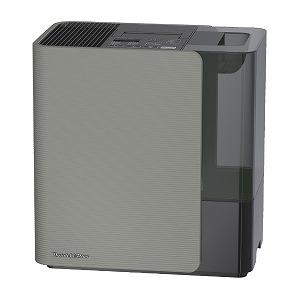ダイニチ ハイブリッド式加湿器 [ハイブリッド(加熱+気化)式 /7.0L] HD-LX1019-H モスグレー