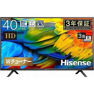 ハイセンス 40V型フルハイビジョン液晶テレビ 40H30E(標準設置無料)