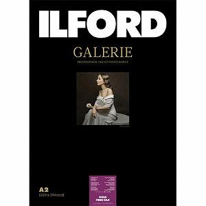 イルフォードギャラリーゴールドファイバーシルク310g/m2(A2 ・ 50枚)ILFORD GALERIE Gold Fibre Silk 422127
