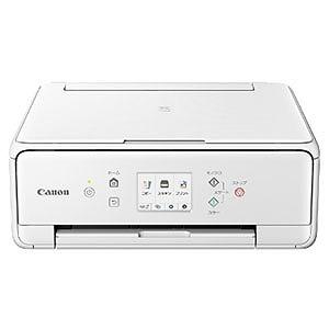 キヤノン CANON インクジェット複合機 PIXUSTS6330WH