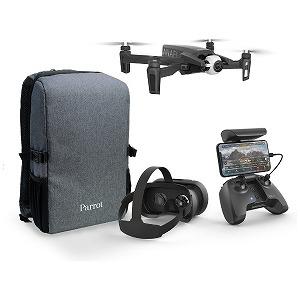 パロット 「国内正規品」Parrot ANAFI FPV 没入型コックピットグラス + 4K HDR カメラ搭載 ドローン PF728050