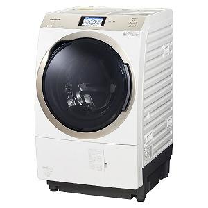 パナソニック Panasonic ドラム式洗濯機 [洗濯11.0kg/乾燥6.0kg/右開き] NA-VX900AR-W クリスタルホワイト(標準設置無料)