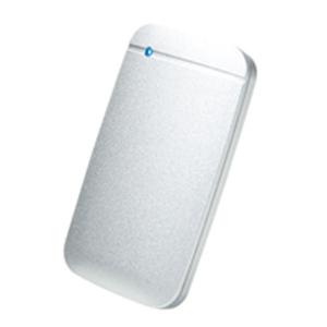 エレコム ELECOM ESD-EF0500GSV 外付ケSSD ポータブル USB3.2(Gen1)対応 TLC搭載 Type-C&Type-Aケーブル付属 500GB シルバー ESDEF0500GSV