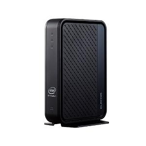 エレコム ELECOM 無線LANルーター親機 11ax.ac.n.a.g.b 2402+600Mbps 有線Giga IPv6(IPoE)対応 ブラック WRC-X3000GS
