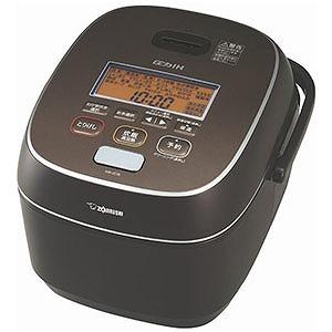象印 ZOJIRUSHI 炊飯器 「極め炊き」 [1升/圧力IH] NW-JC18-TA ブラウン