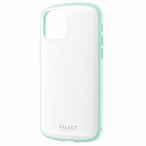 合計3 980円以上で送料無料 更に代引き手数料も無料 正規認証品 新規格 MSソリューションズ iPhone 11 Pro AIR ホワイトミント LP-IS19PLAWB 耐衝撃ケース 5.8インチ 完売 PALLET