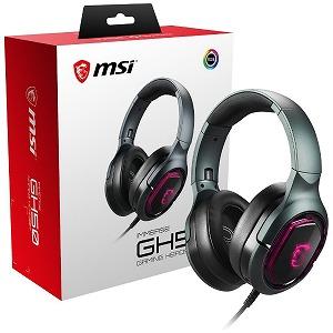 ゲーミングヘッドセット Immerse GH50 GAMING Headset [USB/両耳/ヘッドバンドタイプ] ImmerseGH50GAMING