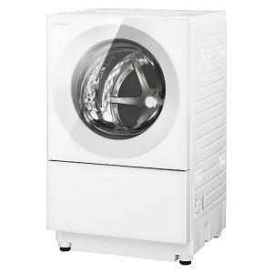 パナソニック Panasonic ドラム式洗濯乾燥機(洗濯10kg/乾燥5kg/低温風パワフル乾燥/左開き) NA-VG1400L-W(標準設置無料)