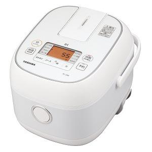 東芝 TOSHIBA 炊飯器 [3合/IH] RC-5XN-W ホワイト