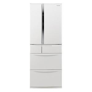 パナソニック Panasonic 冷蔵庫 NR-FVF505-W ハーモニーホワイト(標準設置無料)