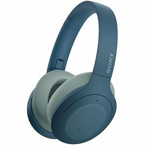 ソニー SONY ブルートゥースヘッドホン WH-H910N LM ブルー