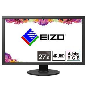 EIZO 26.9型カラーマネージメント液晶モニター ColorEdge CS2740-BK