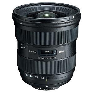 カメラレンズ atx-i 11-16mm F2.8 CF NAF 「ニコンFマウント(APS-C用)」 ATX-I11-16MMF2.8CF-NAF