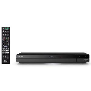 ソニー SONY ブルーレイレコーダー [4TB/3番組同時録画/BS・CS 4Kチューナー内蔵] BDZ-FBT4000