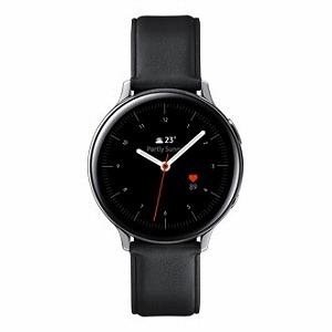 サムスン サムスン ウェアラブル端末 Galaxy Watch Active2 44mm シルバー(ステンレス) SM-R820NSSAXJP