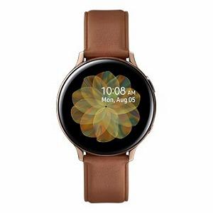 サムスン サムスン ウェアラブル端末 Galaxy Watch Active2 44mm ゴールド(ステンレス) SM-R820NSDAXJP
