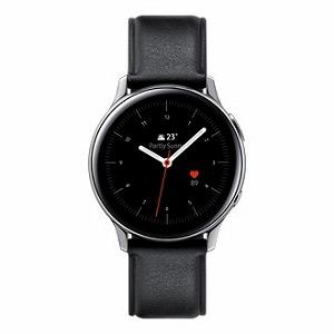 サムスン サムスン ウェアラブル端末 Galaxy Watch Active2 40mm シルバー(ステンレス) SM-R830NSSAXJP