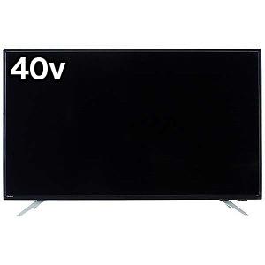 ドウシシャ 40V型4K対応液晶テレビ ORION[4Kチューナー内蔵] OL40XD100(標準設置無料)