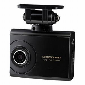 コムテック 中国・アメリカで使用可能200万画素/GPS搭載ドライブレコーダー ZDR-024CE