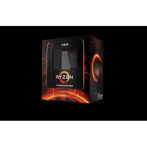 AMD AMD Ryzen Threadripper3 3960X BOX (C24/T48、TDP280W、TR4)W/O CPU Cooler 100-100000010WOF