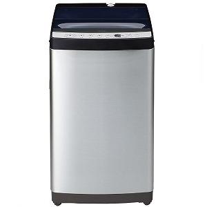 ハイアール 全自動洗濯機 [洗濯7.0kg] JW-XP2C70F-XK ステンレスブラック(標準設置無料)