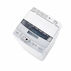 アクア AQUA 全自動洗濯機5kg AQW-S50HBK(FS) フロストシルバー(標準設置無料)