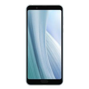 シャープ SHARP SIMフリースマートフォン AQUOS sense3 plus 6.0型 Snapdragon 636 メモリ/ストレージ:6GB/128GB SH-M11-A ムーンブルー