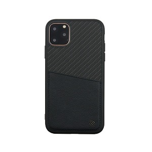 AEGIS iPhone 11 6.1インチ BACK SHELL / Black UUIPEFHS43