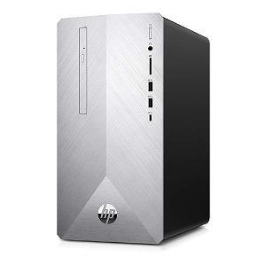HP デスクトップパソコン Pavilion Desktop 595-p0101jp-OHB[モニター無し/HDD:2TB/SSD:256GB/メモリ:8GB] 6DW08AA-AAMB