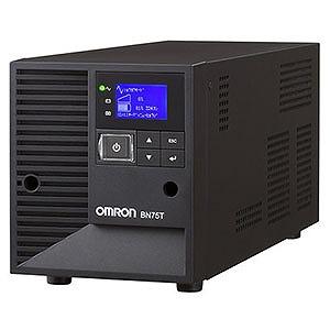 オムロン 無停電電源装置(UPS) BN75T