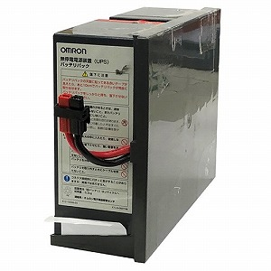 オムロン 無停電電源装置用交換バッテリ BX75SW/BY75SW専用 BXB75SC