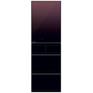 三菱 MITSUBISHI 5ドア冷蔵庫 MBシリーズ (左開きタイプ /451L) MR-MB45FL-ZT(標準設置無料)
