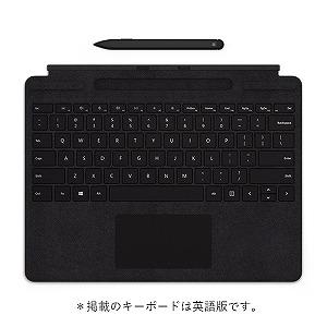 マイクロソフト Microsoft Surface純正アクセサリー QSW00019(ブラ