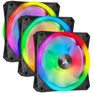 コルセア iCUE対応 RGBケースファン QL120 RGB CO9050098WW