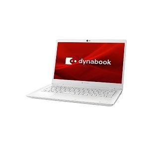 dynabook ダイナブック ノートパソコン dynabook G6 [13.3型/intel Core i5/SSD:256GB/メモリ:8GB/2020年春モデル] P1G6MPBW パールホワイト