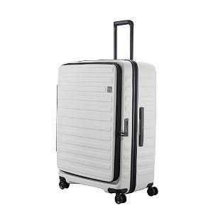 LOJEL ロジェール スーツケース CUBO(キューボ)-N LLサイズ ホワイト CUBO-N-LLWH
