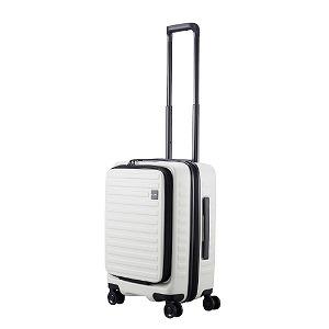 LOJEL ロジェール スーツケース CUBO(キューボ)-N Sサイズ ホワイト CUBO-N-SWH