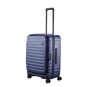 LOJEL ロジェール スーツケース CUBO(キューボ)-N Mサイズ ネイビー CUBO-N-MNV